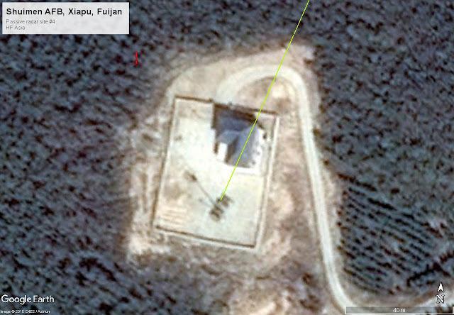 Passive radar, stealth, Diaoyu, Diaoyutai, Denkaku, islands