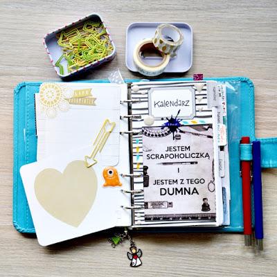 W czym planować? – mój wpis dla Crafty Life