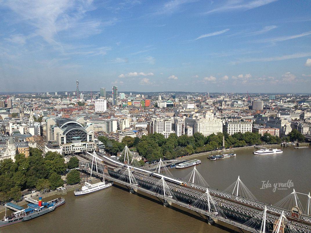 Presupuesto semana Londres vista