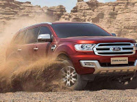 Ford Endeavour 2018