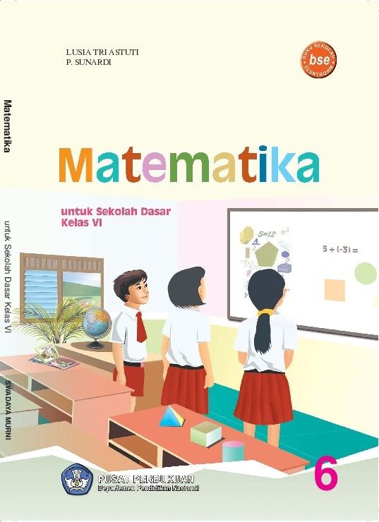 Matematika Kelas VI untuk SD
