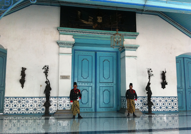 Kori Kamandungan of Surakarta Sunanate