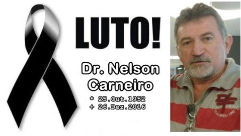 Chapadinha,  Dr. Nelson Carneiro, acidente