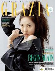 ✰PHOTO✰ Hyuna na okładce magazynu Grazia