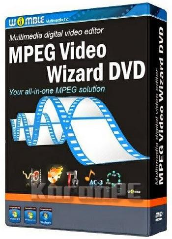 MPEG Video Wizard DVD 5