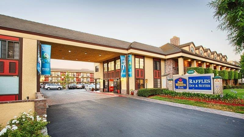 Brg Burbank Ca Best Western Airport Inn 2 5 Star