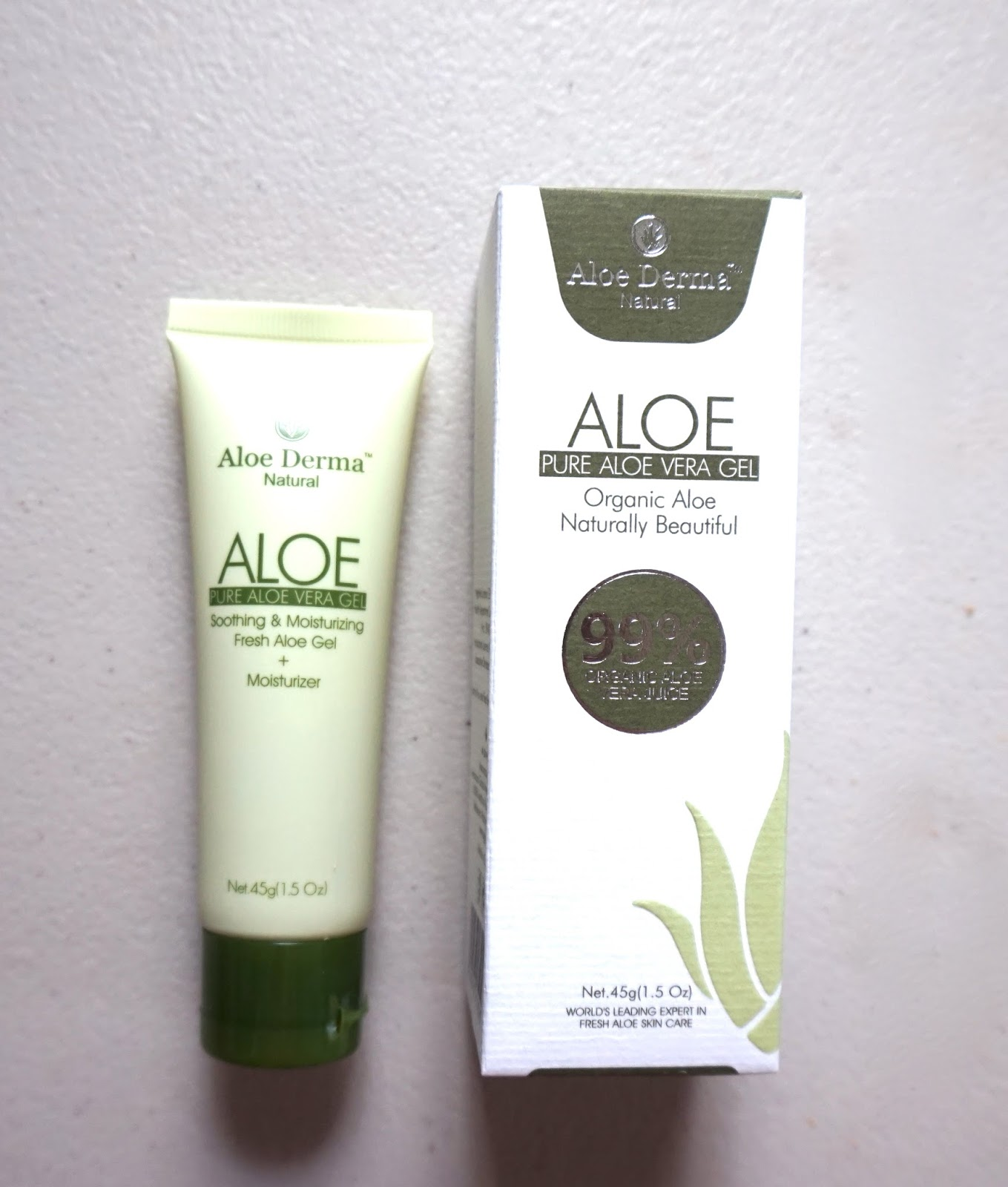 aloe derma aloe vera gel review uses and effects the. Black Bedroom Furniture Sets. Home Design Ideas