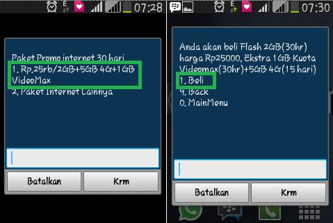 Cara Daftar Paket Internet Murah 8gb 25 Ribu Telkomsel Androidmue