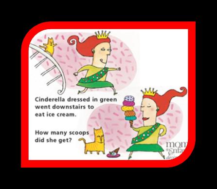 FUN ENGLISH POINT: Cinderella dressed in yellow