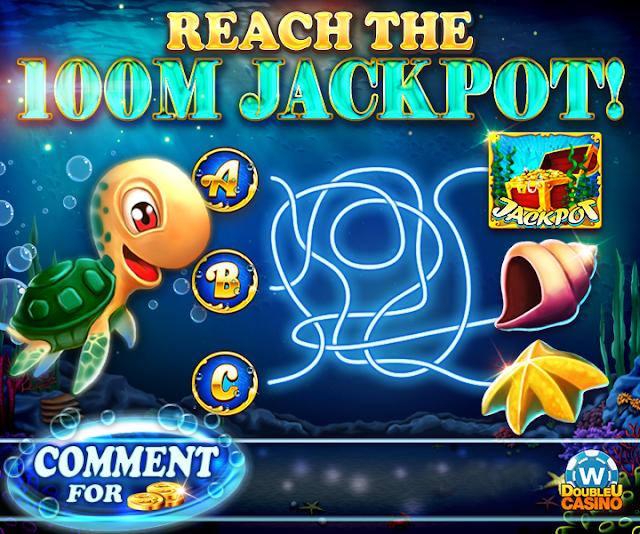 how to win a jackpot on doubleu casino