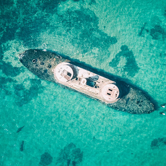 Ocean Boat Wallpaper Engine