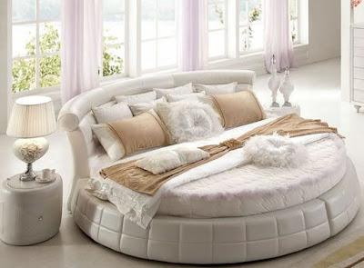 Kelebihan Penggunaan Tempat Tidur Bundar