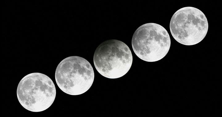 Penumbral Lunar Eclipse of February 10, 2017