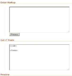 cara memasukkan kode ke dalam posting lagi