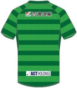 FC岐阜 2018 ユニフォーム-FP-1st
