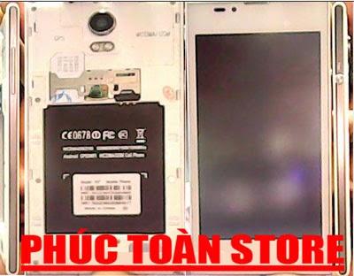 Rom stock Sony fake V3+ mt6572 alt