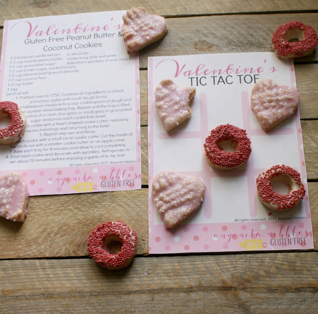 Celebrate Valentine's Day the gluten and dairy free way | Anyonita-Nibbles.co.uk