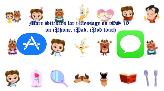 Get more free stickers for iMessage on iOS 10