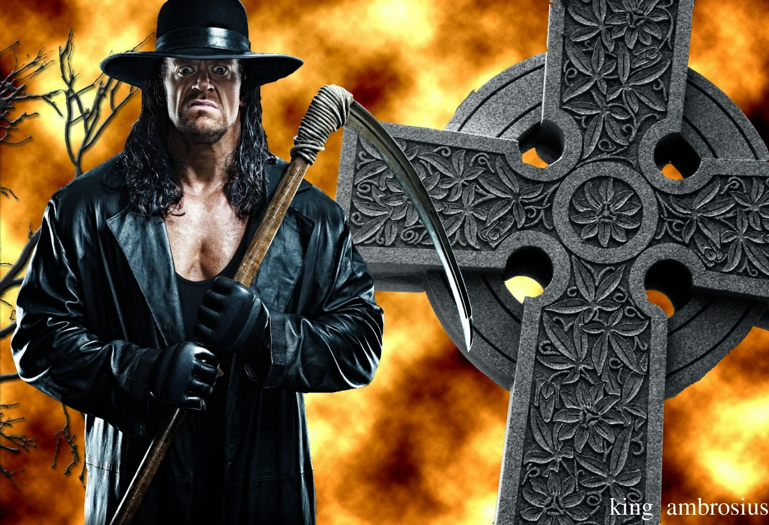 Undertaker Hd Wallpapers - WWE Wallpapers free