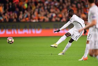 Pogba non perde il cannone Olanda Francia 0-1