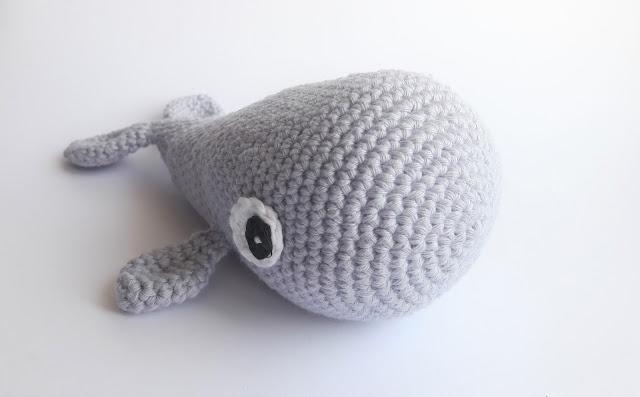 baleine , crochet