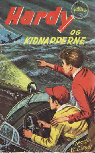 Hardyguttene og kidnapperne