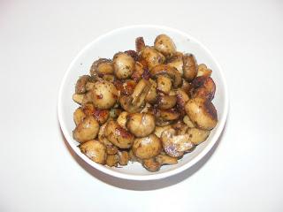 Ciuperci cu usturoi retete culinare,