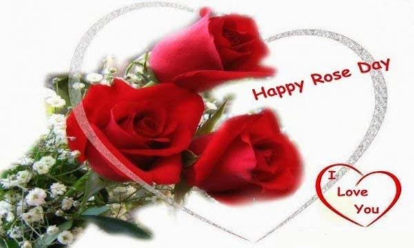 Happy Rose Day Messages for Husband 2018