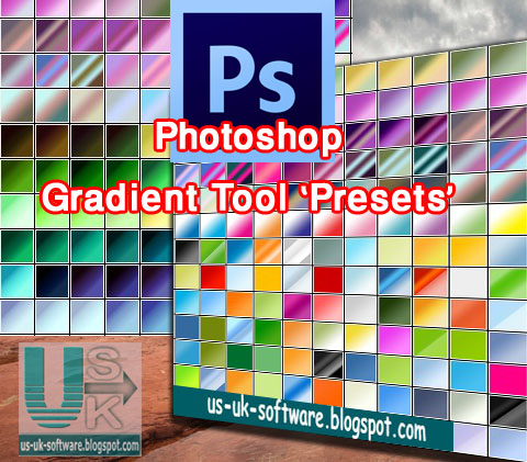 1000 Photoshop Beautiful Gradient Tool 'Presets' 2016 Latest Design graphic Download