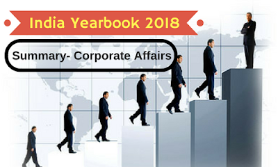 India Yearbook 2018 Summary- Corporate Affairs