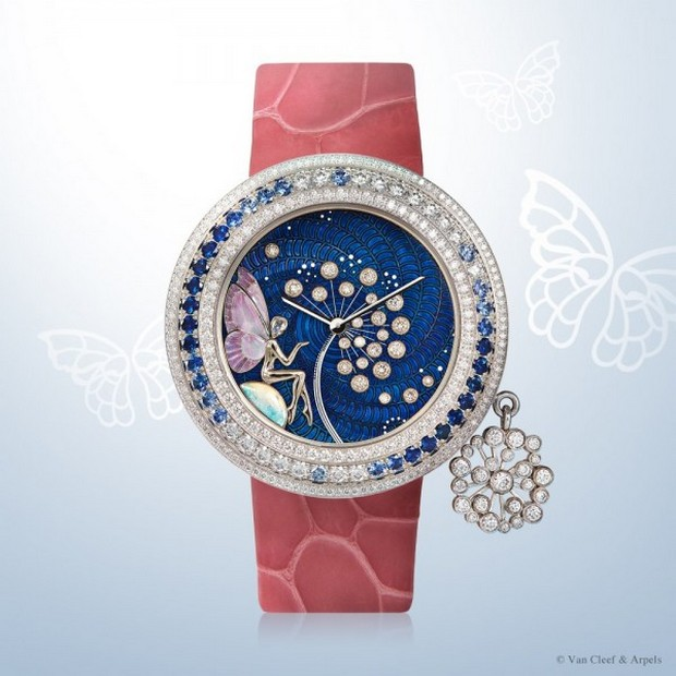 Passion For Luxury : Van Cleef & Arpels Charms ...