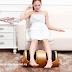 Máy massage chân hàn quốc