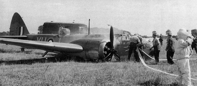 Bristol Blenheim of No. 21 Squadron, 6 July 1941 worldwartwo.filminspector.com