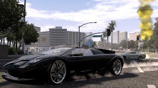 Midnight Club Los Angeles PC Game