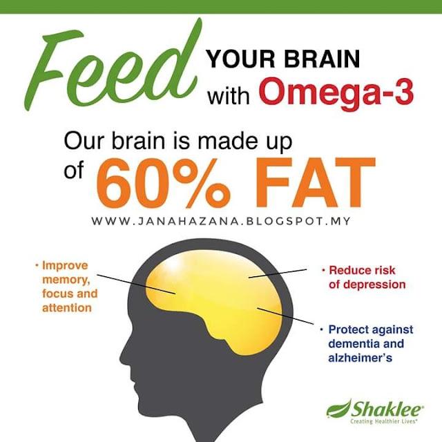 suplemen untuk otak