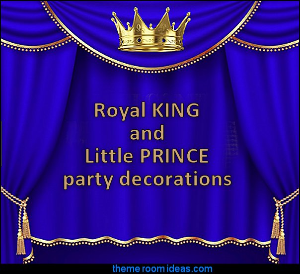 Little Prince party decorations - Prince Baby Shower - Little Prince Birthday Party supplies -  Little Prince Baby shower cake - Little Prince gold crown cake topper - royal king themed party - Prince themed party - Royal Prince themed baby shower  - Prince and king themed birthday party - Royal themed decorations