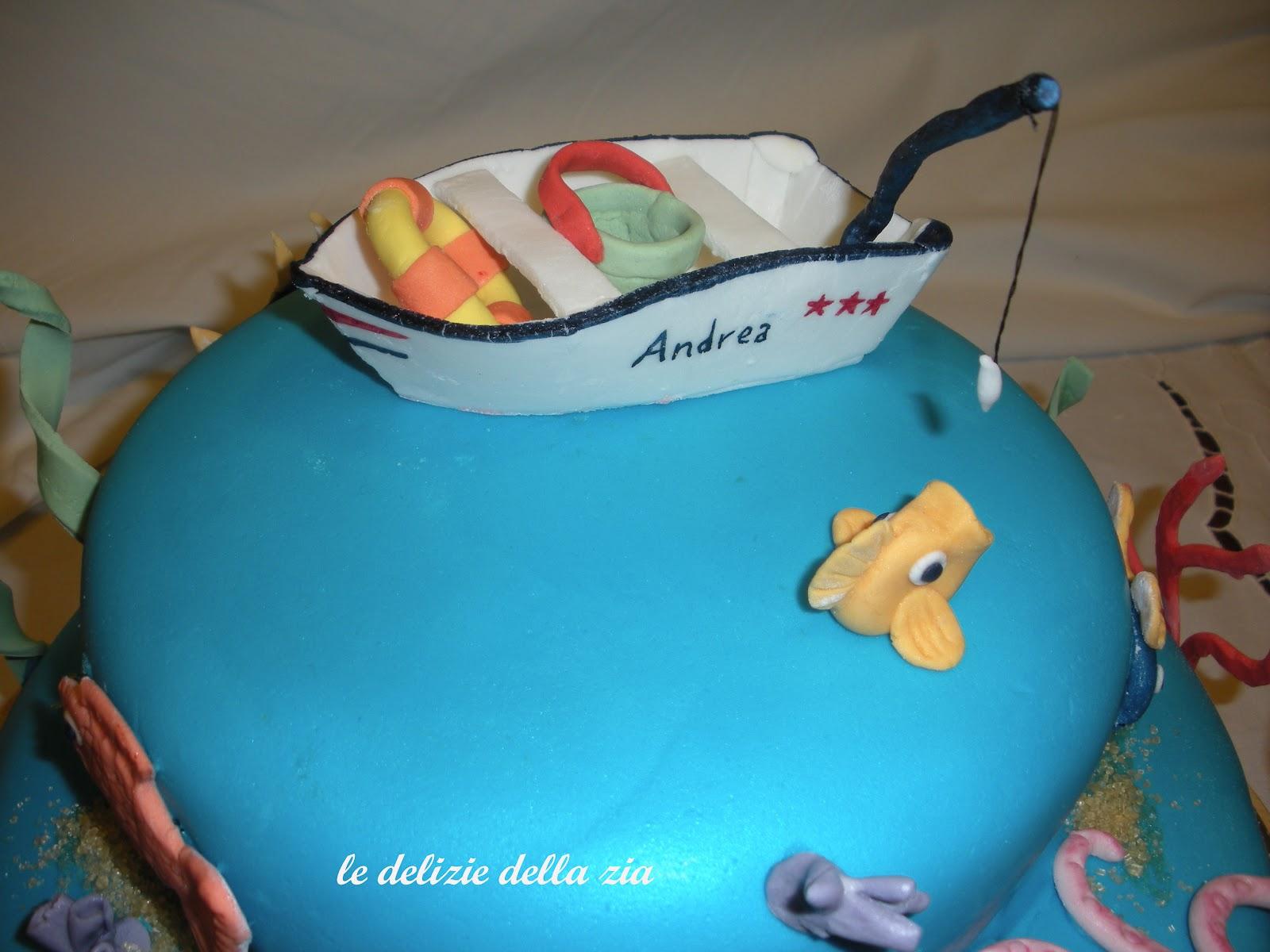Le Delizie Della Zia La Torta Di Andrea