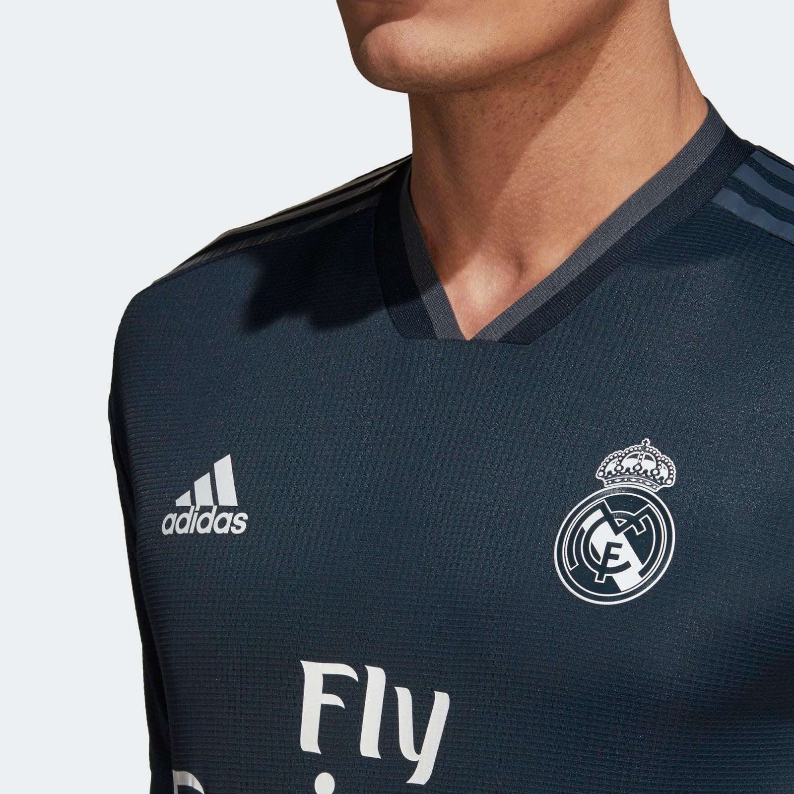 Real Madrid 18-19 Away Kit Released - Footy Headlines