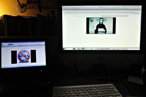 Three Greek Anonymous hackers arrested for defacing Government Sites
