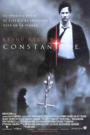 Poster Constantine 2005
