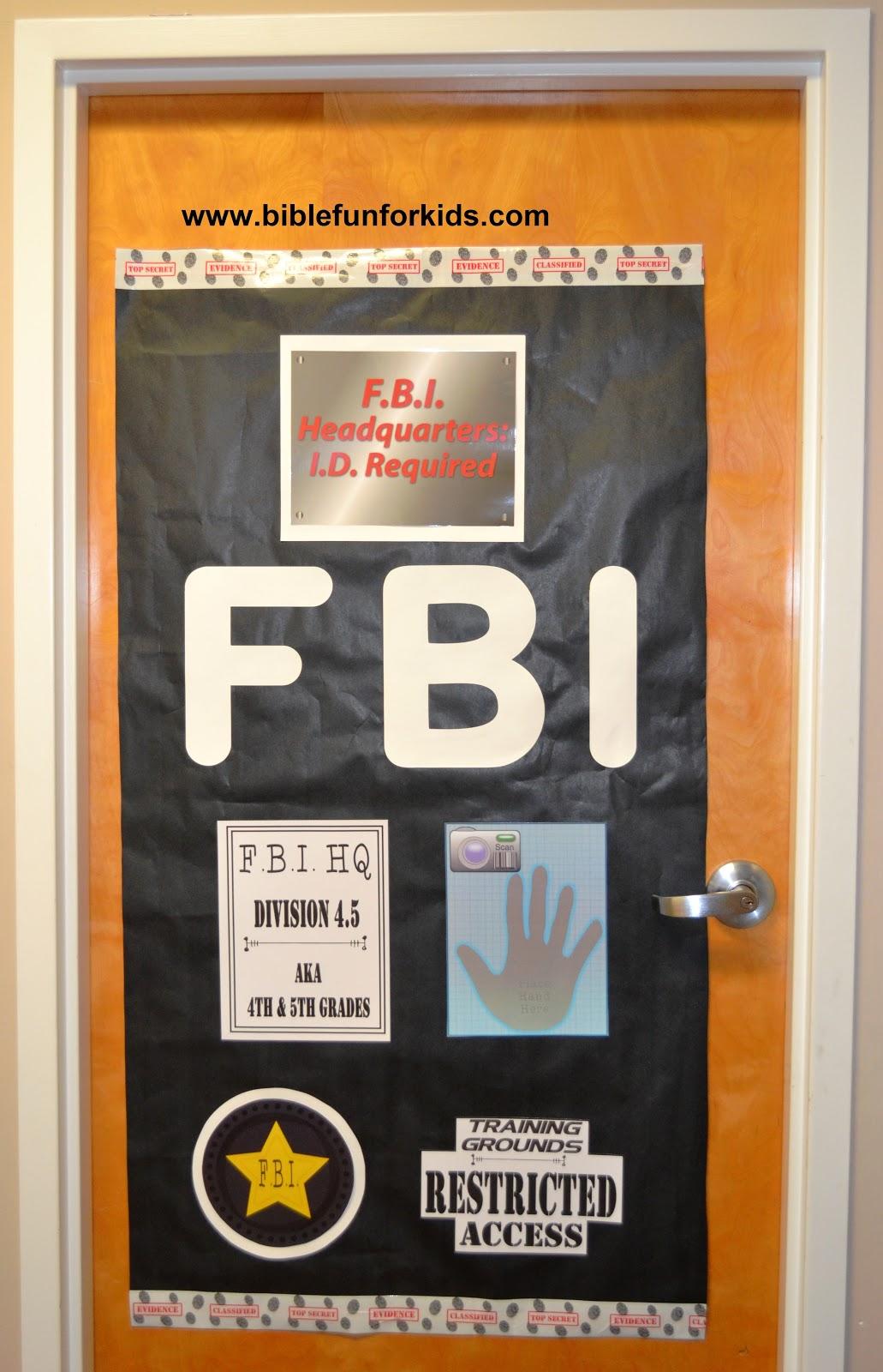 .biblefunforkids.com ... & Bible Fun For Kids: FBI: Classroom Decorating Ideas