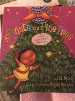 Latina Book Club, Maria Ferrer, Latino, kidlit, Christmas, Holiday books