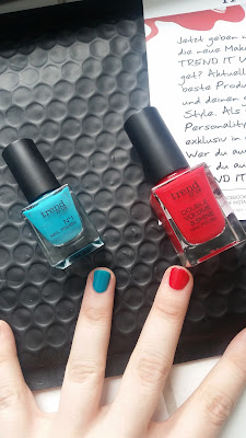 trend IT UP N°1 Nail Polish 05, Double Volume & Shine Nail Polish 150