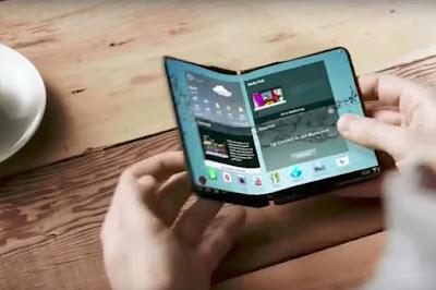 شاشات لمسية جديدة قابلة للطي ستحدث ثورة في عالم الأجهزة الإلكترونية