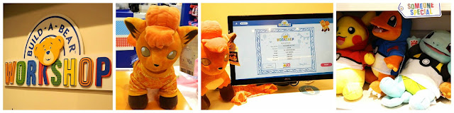 Vulpix Build A Bear