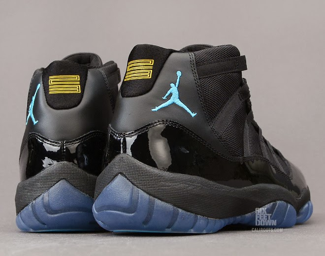 new concept d566b 8a2af The Caliroots Blog: Air Jordan 11 Gamma Blue - This Weekend