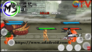 Download Naruto Senki Mod Boruto Senki by Muharrams Apk