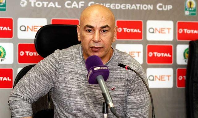 أول تعليق من حسام حسن على استقالته المفاجئة من تدريب النادي المصري
