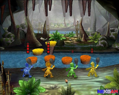 Buzz! Junior Dino Mania (PS2) 2008