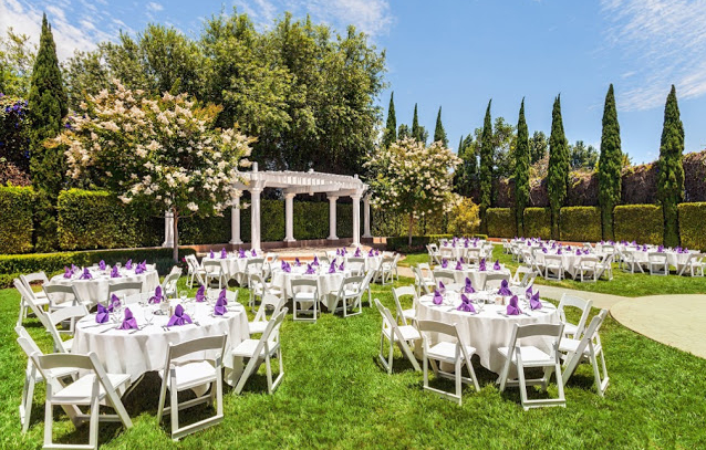 The Handlery Hotel San Diego Wedding Venues